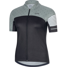 GORE WEAR C5 Jersey Women black/nordic blue